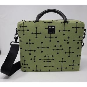 ACME MADE Laptop Case with Adjustable Black Strap